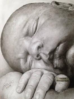 'Dream a little dream' - 2014 - (Drawing)