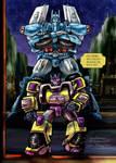 Transformers Swindle Ultra Magnus IDW MTMTE RiD