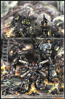 Combaticons: Instruments of Destruction by WolfWhiskers