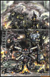 Combaticons: Instruments of Destruction