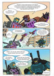 IDW Combaticons: Why Blast Off wasn't on Earth 2/2
