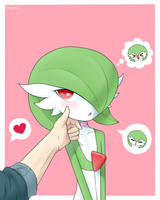 Gardevoirs are cute