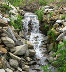 Miniwaterfall