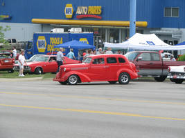 Napa Car Show 4 by CliftonFomby