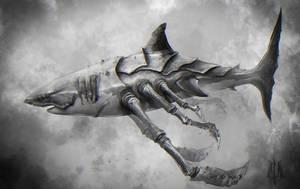 Concept Megalodon by AGA-99