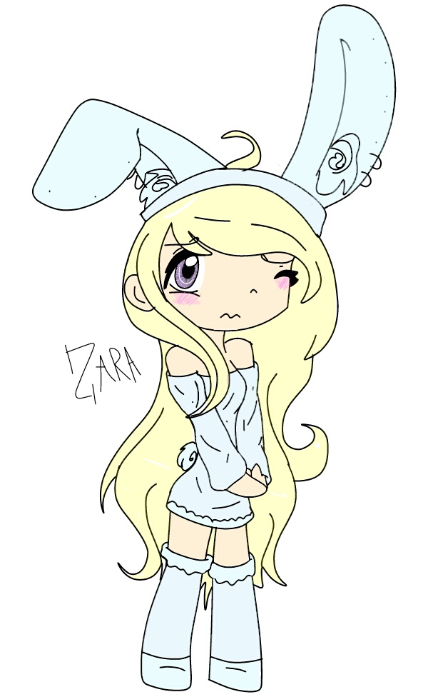 Zara .:GIFT:. by FairyTail-Shovanna