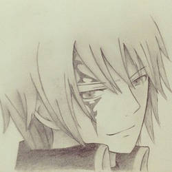 Sketch: Jellal