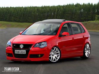 VW Polo by Tyranoo