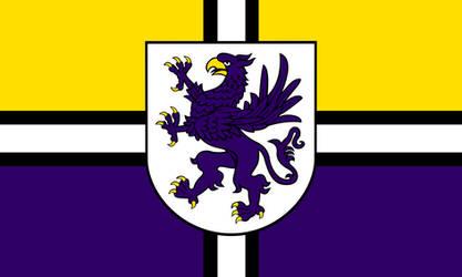 Flag of Ziegland by CyberPhoenix001