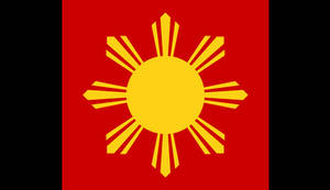 Flag of the Empire of the Philippines