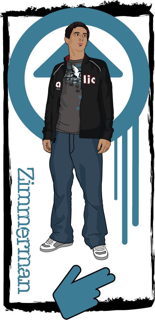 Zim by ninjazim