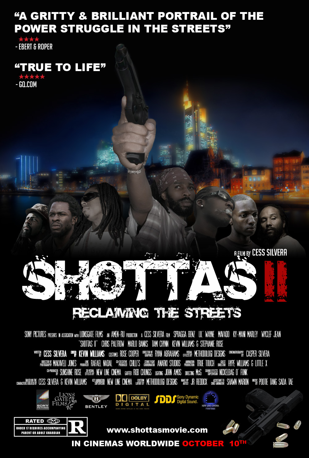shottas ii movie poster by methodologi on deviantart
