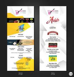 Ashli's Bistro Restaurant Week by Methodologi