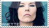 Anette Olzon Stamp by Darling55