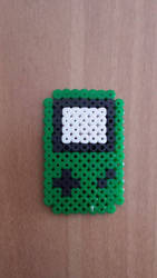 Green Gameboy by Ziano87