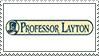 Professor Layton Stamp by DictatorChocolate