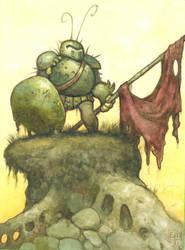 Ant Hill by bridge-troll