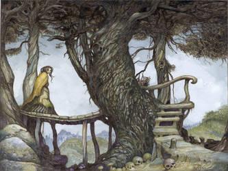 Witch Path by bridge-troll