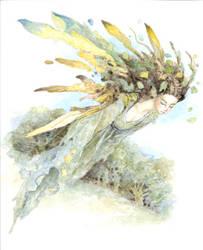 Leaf and Wing by bridge-troll