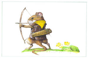 Mouse Archer by bridge-troll