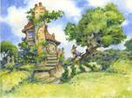 Rabbit's Garden