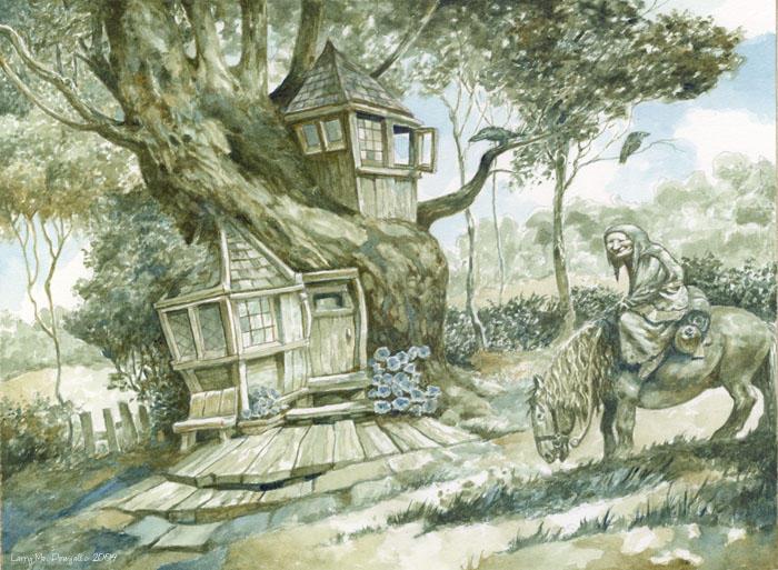 Pyk Cottage by bridge-troll