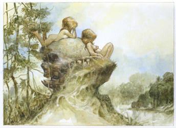 The Last Days of Autumn by bridge-troll