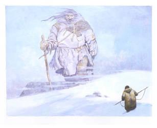 Arctic Giant by bridge-troll