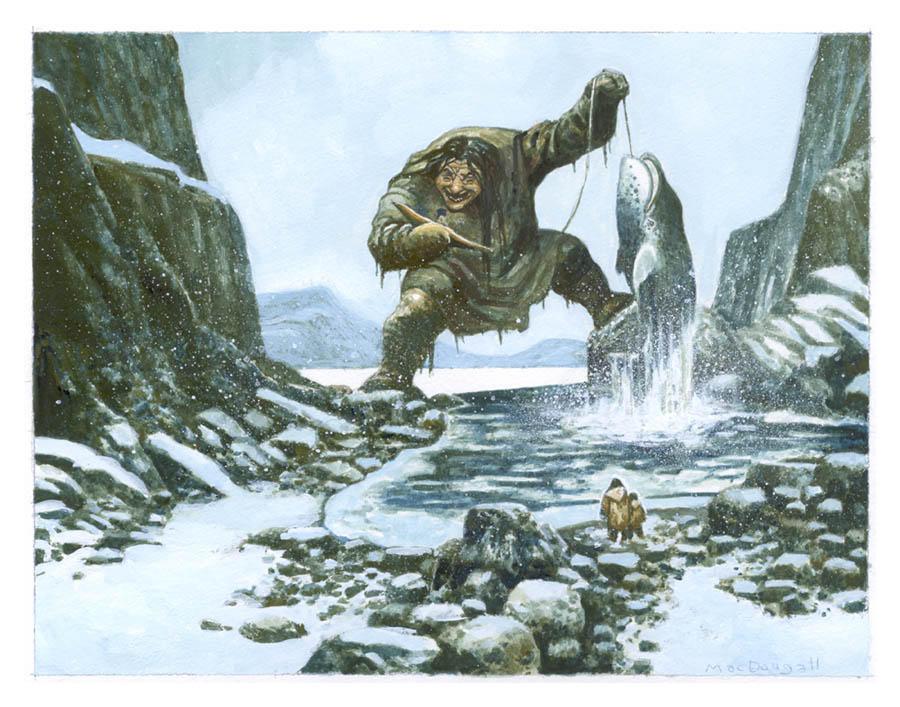 Arctic Giant 2 by bridge-troll