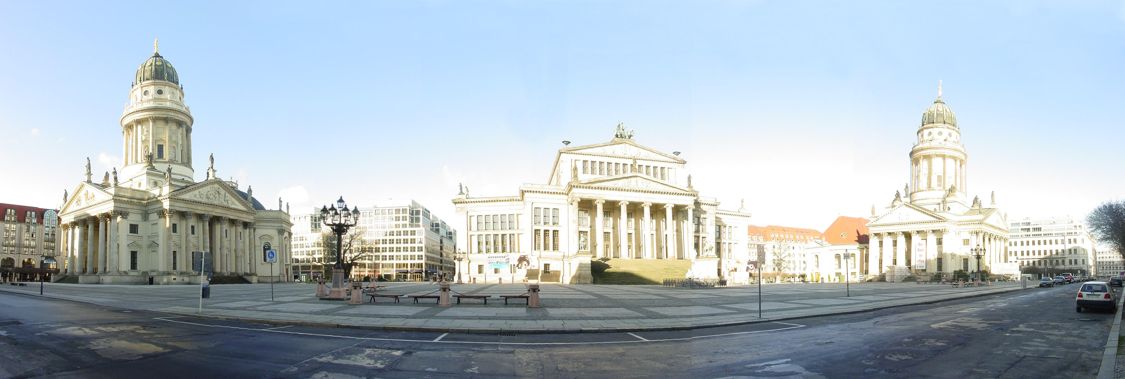 Gendarmenmarkt by arcanjel