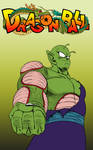 Dragon Ball Piccolo Cover Art
