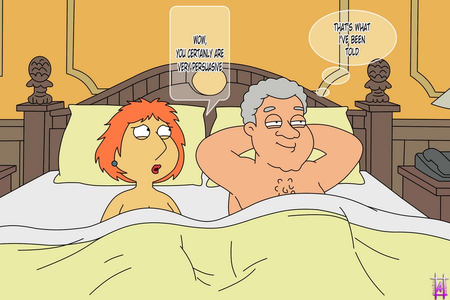Bill clinton family guy nude