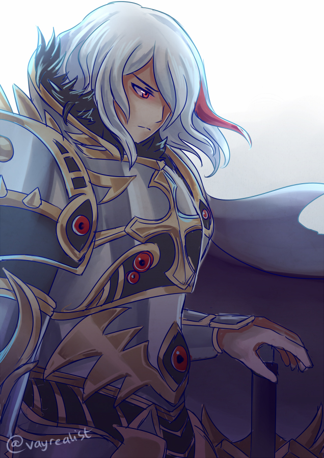 Brave Frontier -  Narza by Vayreceane