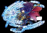 Fire Emblem Heroes x BF - Brave Princess Lucina