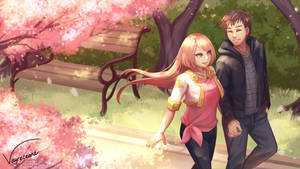 Brave Frontier - A Walk in a Park