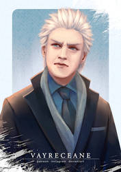Devil May Cry 5 - Vergil