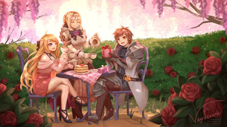King's Raid - Tea Time