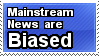 How Do I Feel About Mainstream News Stamp