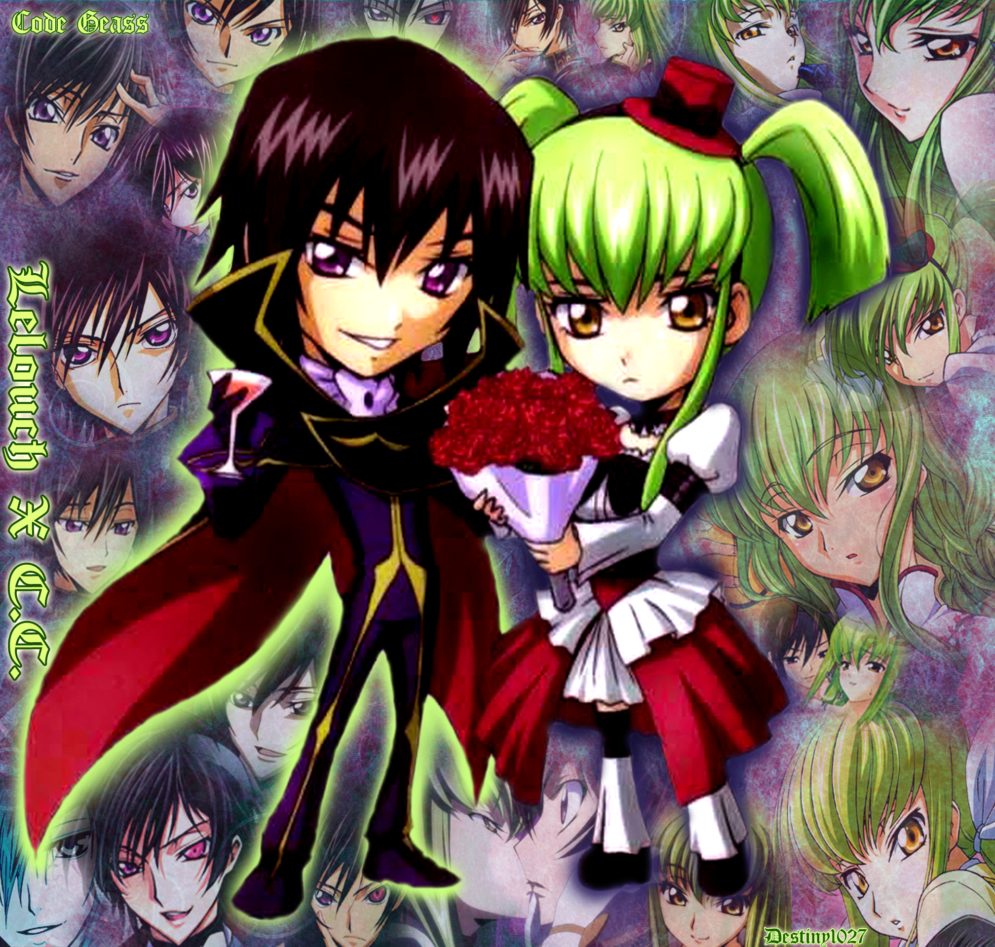 La De Bleach Y Code Geass