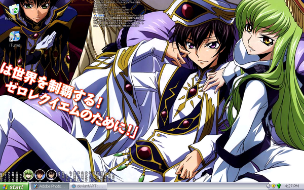 All Hail King Lelouch by CodeGeass-Fans