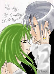 My Everything- Do NOT Fav by CodeGeass-Fans