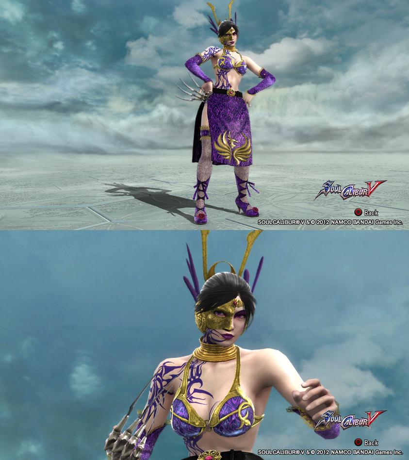 Shakari, 8th Outfit, v2, SCV by Kristof123