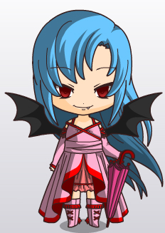 Chibi Adult Remilia by lucario515