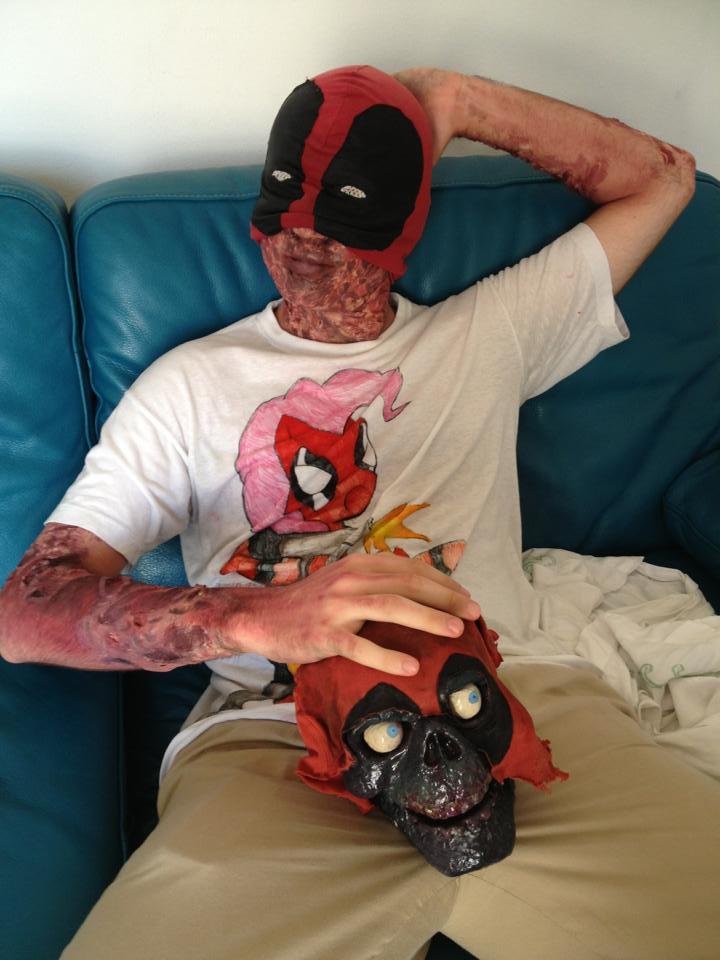Deadpool and headpool by himafalda on deviantart for Headpool