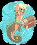 Chime mermaid! -Mermay?