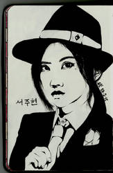 150224 SeoHyun by AkiBrocoli
