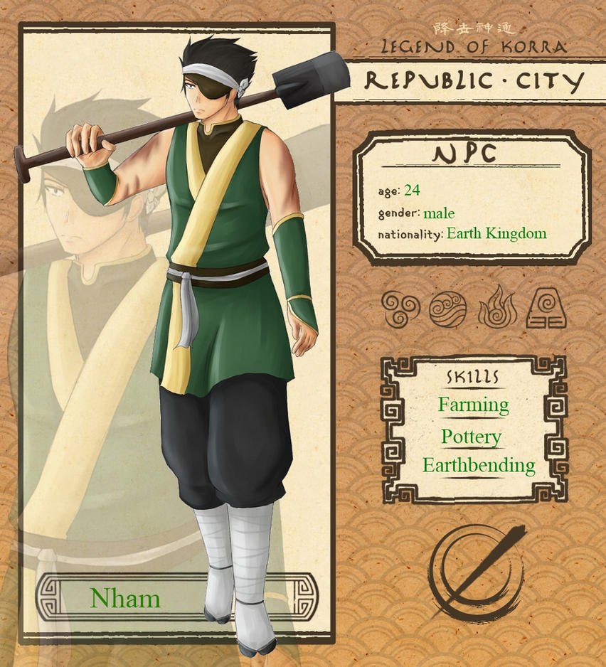 RC NPC - Nham by Tsukiyoumi