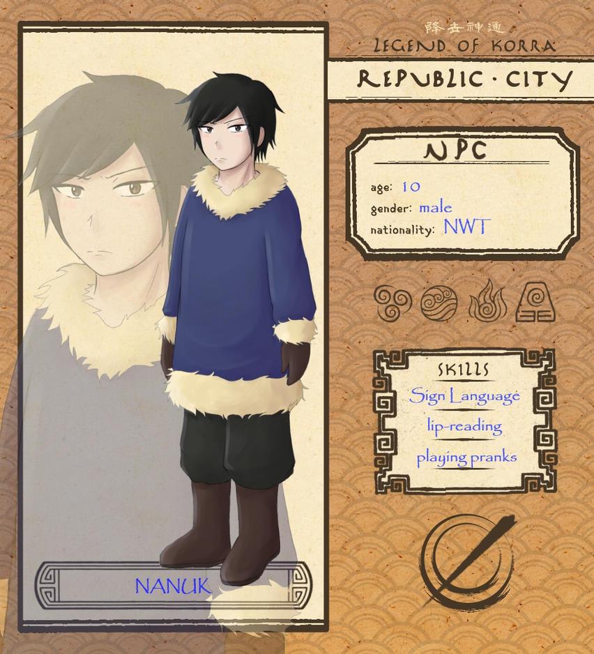 RC NPC - Nanuk by Tsukiyoumi