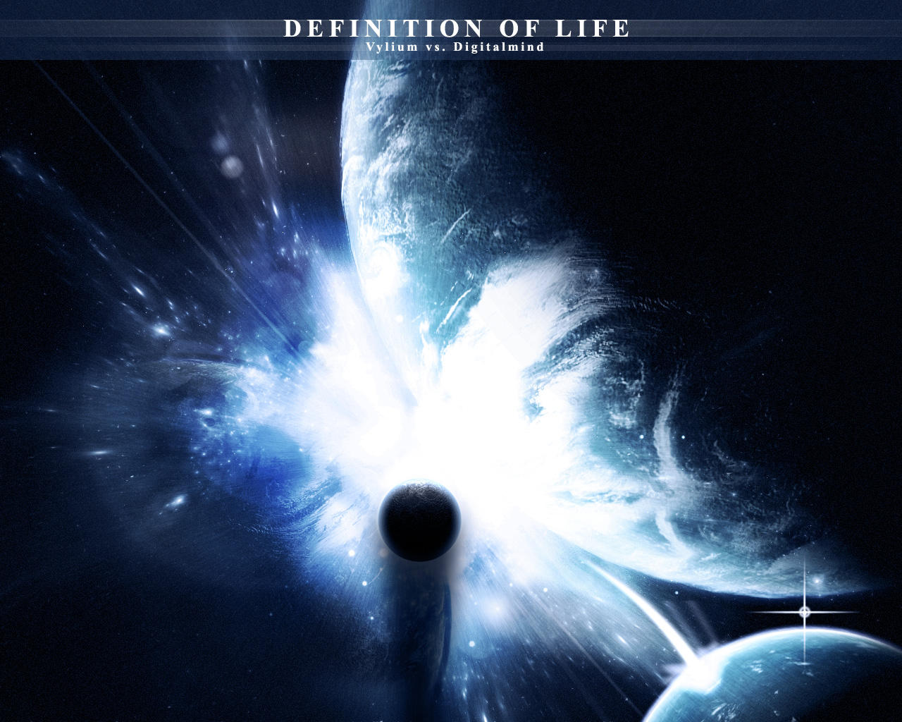 Definition of life - Collab by vylium