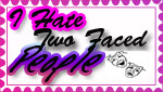 I hate 2 faced ppl stamp by LW-Lucy